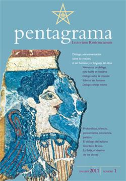 Portada de la revista Pentagrama nº 1 de 2011