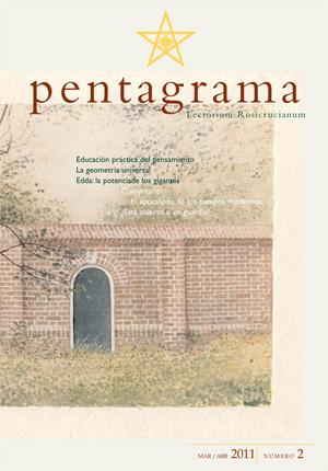 Portada de la revista Pentagrama nº 2 de 2011