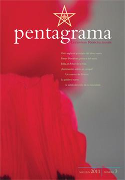 Portada de la revista Pentagrama nº 3 de 2011