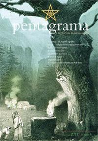 Portada de la revista Pentagrama nº 4 de 2011