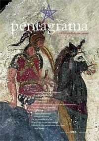 Portada de la revista Pentagrama nº 3 de 2012