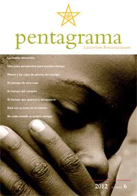 Portada de la revista Pentagrama nº 6 de 2012
